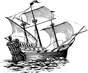 galleon-146994_1280